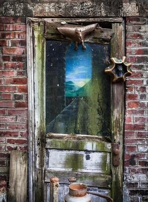 Through the Keyhole - Jennifer David Hesse